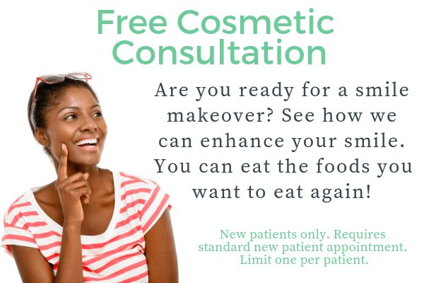Free cosmetic consult