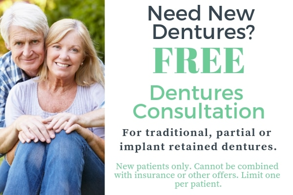 free dentures consult